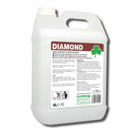 Clover Diamond Floor Polish