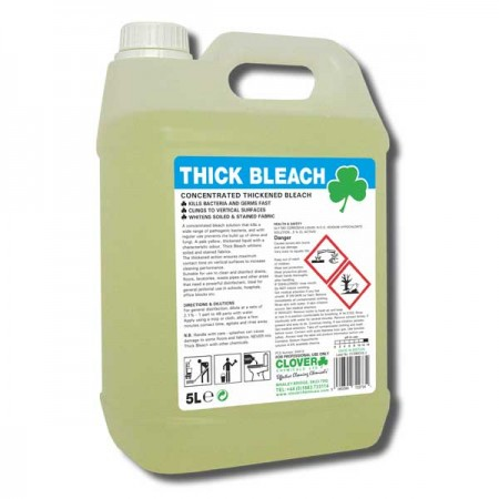 Clover Thick Bleach