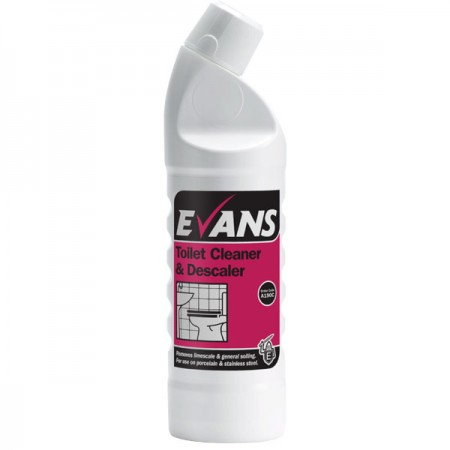 Evans T.T.C. Toilet Cleaner & Descaler