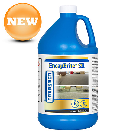 Chemspec EncapBrite SR Carpet Traffic Lane Pre Spray Cleaner