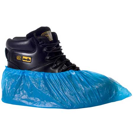 CPE Disposable Overshoes