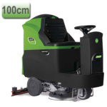 Cleancraft Ride on Scrubber Dryer ASSM 1000 100cm