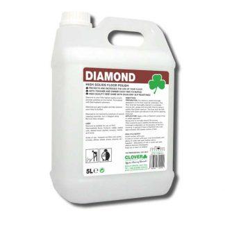 Clover Diamond Floor Polish