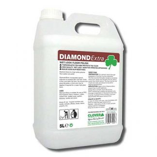 Clover Diamond Extra Floor Polish 5 Litre