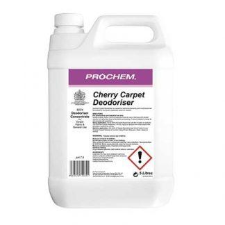 Prochem Cherry Carpet Deodoriser 5 Litre