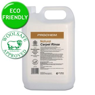 Prochem Natural Carpet Rinse 5 Litre
