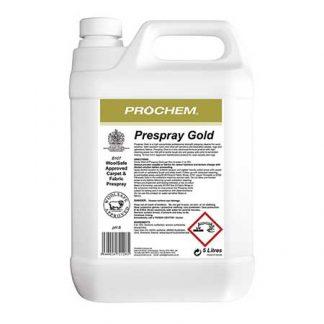 Prochem Prespray Gold Carpet Pre Spray 5 Litre