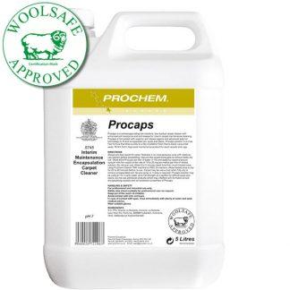 Prochem Procaps 5 Litre