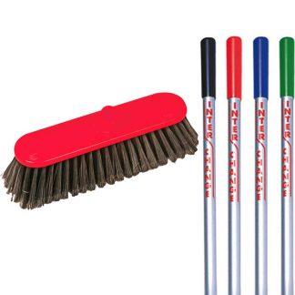 Broom Heads & Handles