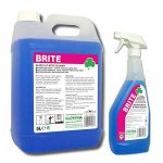 Clover Brite Glass Cleaner 1 Litre & 5 Litre