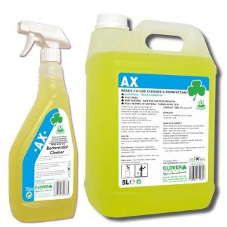 Clover AX Antibacterial Surface Cleaner