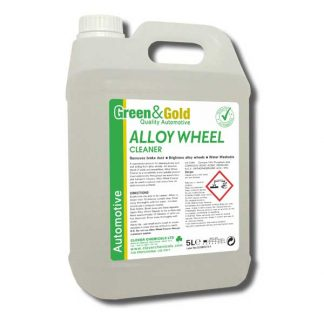 Clover Alloy Wheel Cleaner