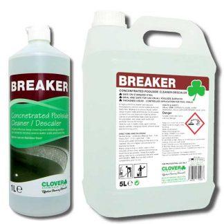 Clover Breaker Descaler