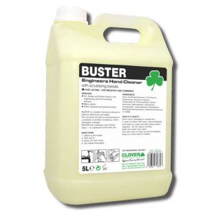 Clover Buster Hand Cleaner