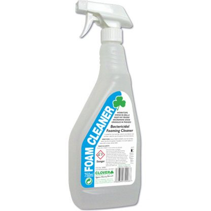 Clover Foam Cleaner Antibacterial Surface Cleaner