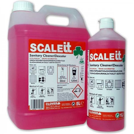 Clover ScaleIT Surface Descaler