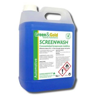 Clover Screen Wash
