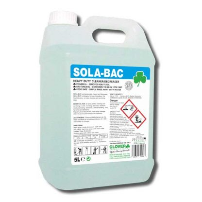 Clover Sola-Bac Antibacterial Surface Cleaner