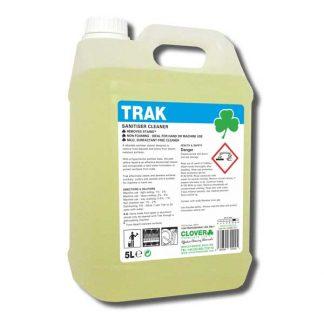 Clover Trak Antibacterial Cleaner & Dishwasher Detergent