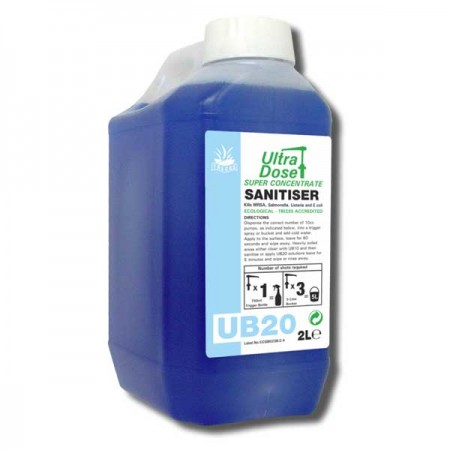 Clover UB20 Antibacterial Surface Cleaner