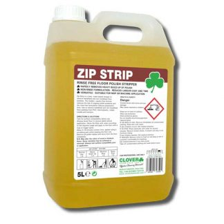 Clover Zip Strip Floor Stripper