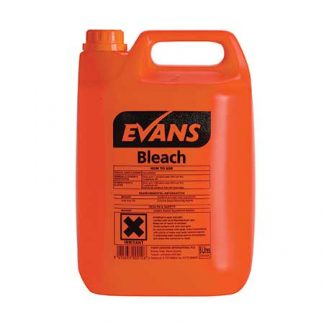 Evans Bleach 5 Litre