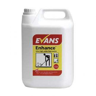 Evans Enhance Floor Polish 5 Litre