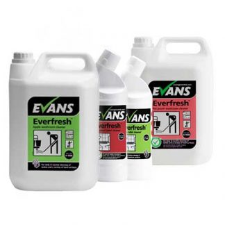 Evans Everfresh Washroom & Toilet Cleaner