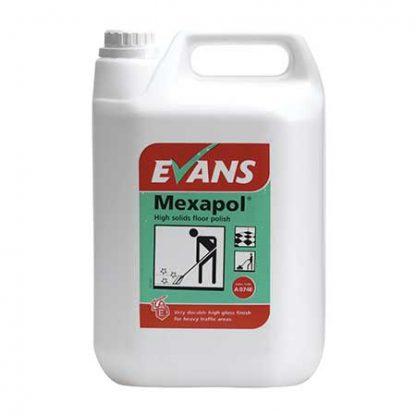 Evans Mexapol Floor Polish 5 Litre