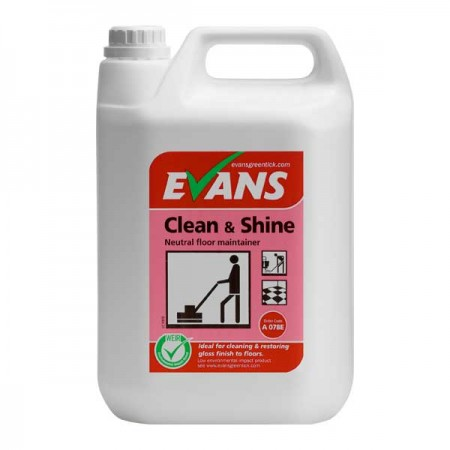 Evans Clean and Shine Floor Maintainer