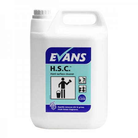 Evans H.S.C. Surface Cleaner