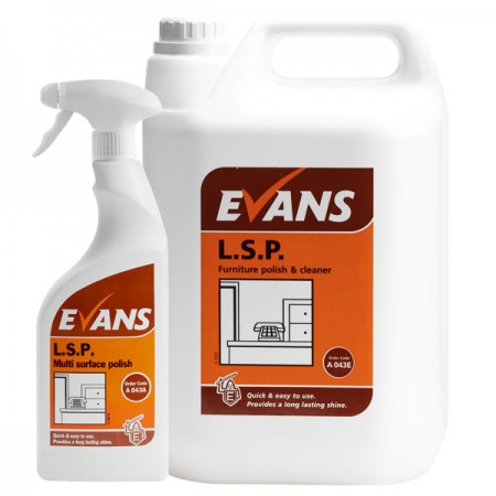 Evans L.S.P Surface Polish