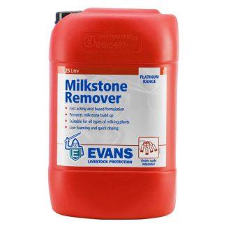 Evans Milkstone Remover