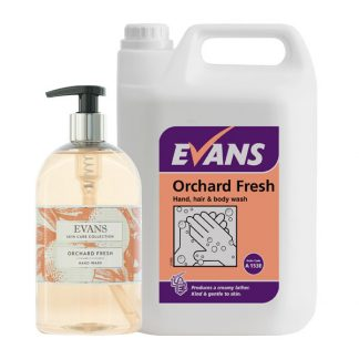 Evans Orchard Fresh Hand, Hair & Body Wash