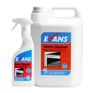 Evans Oven Cleaner Top Cleaning Supplies