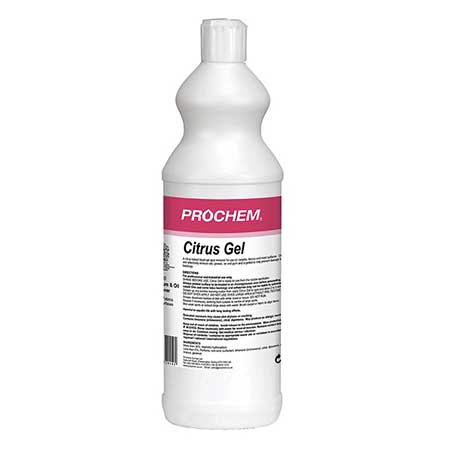 Prochem Citrus Gel Carpet Stain Treatment