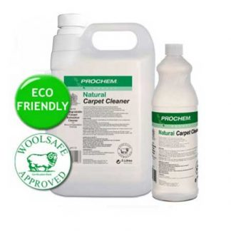 Prochem Natural Carpet Cleaner 1 Litre & 5 Litre