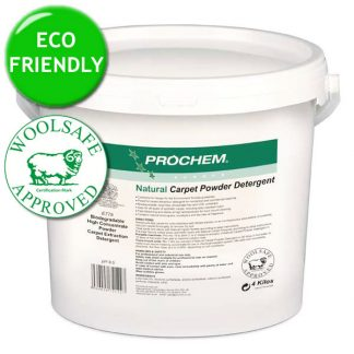 Prochem Natural Carpet Powder Detergent 4kg