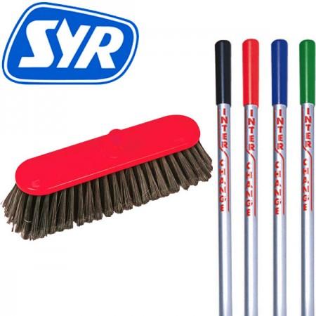 SYR Broom Heads & Handles