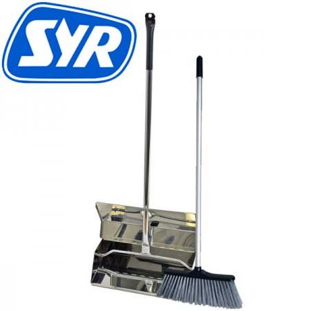 SYR Dustpans & Brushes