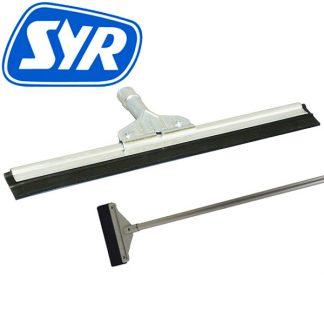 SYR Floor Squeegees & Scrapers