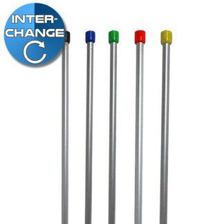 SYR Metal Broom & Mop Handle