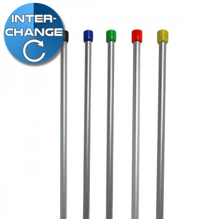 SYR Metal Broom & Mop Handle