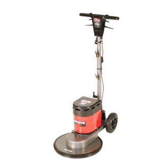 Polishing & Buffing Floor Machines (High Speed)