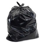 Black Heavy Duty Refuse Sacks Bin Liners