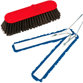 Dustpans, Brooms & Sweepers