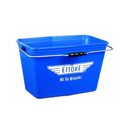Ettore Window Cleaning Bucket 15 Litre