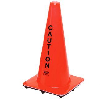 SYR Hi Viz Orange Safety Cone