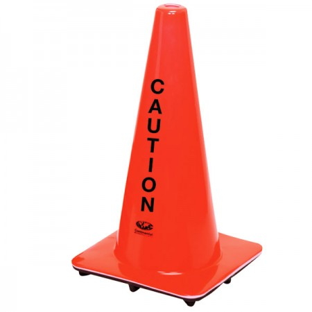 SYR Hi Viz Orange Safety Cone