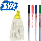 SYR Mop Heads & Handles